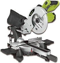 Guild 210mm Sliding Mitre Saw with Laser - 1700W