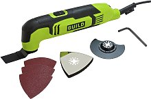 Guild 3-in-1 Multi-Tool with 7 Accessories - 250W