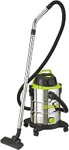 Guild 30L Wet & Dry Cleaner with Power Take Off -