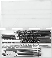 Guild 50 Piece Drill Bit Set