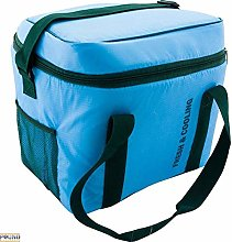 Guilty Gadgets 20L Cooler Cool Bag Box Thermal