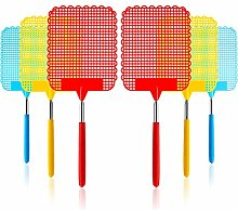 Guilty Gadgets Telescopic Fly Swatter Extendible