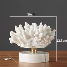 Guiping Nordic Style Creative Coral Ornaments Home