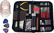 Guitar Tool Kit for Repairing Set Guitar