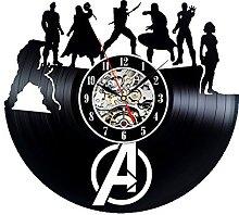 Gullei.com Avengers Popular Creative Vinyl Clock