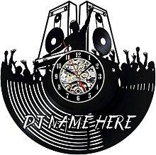 Gullei.com Decorative DJ Design Vinyl Record Wall