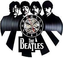 Gullei.com Handmade Vintage Vinyl Record Beatles