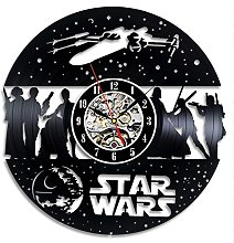 Gullei.com Star Wars Vinyl Wall Clock