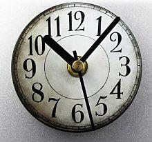 Gullei.com Vintage Style Magnetic Clock for Fridge