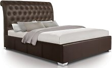 Gullo Taro Upholstered Ottoman Bed Wrought Studio