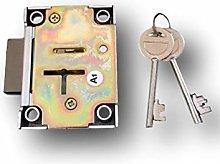 Gun Cabinet Safe Lock Non Key retaining