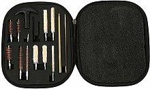 Gun Cleaning Kit, Chacerls Gun Brush Tool 16pcs