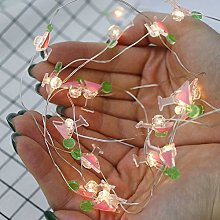 GUOCHENG 20leds Cocktail Accessories Fairy String
