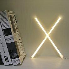 GUOCHENG LED Neon Letters Alphabet Light Sign A-Z