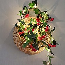 GUOCHENG Novelty 2M 20LED Flower Fairy Lights