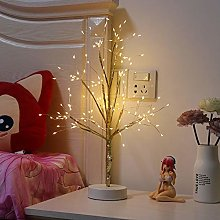 GUOCHENG Starry Copper String Table Lamp LED