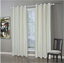 GUOCU Wide Blackout Curtains Privacy Room