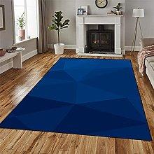 GUODIU Area Rug 100x250cm Soft Living Room Carpet