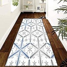 GUODIU Area Rug 120x280cm Soft Artistic Unique