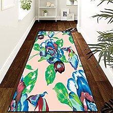 GUODIU Area Rug 120x430cm Soft Durable Living Room