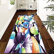 GUODIU Area Rug 90x280cm Soft Floor Mat New Unique