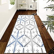 GUODIU Area Rug 90x500cm Soft Durable Living Room