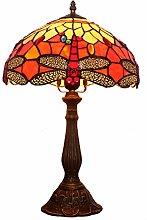 GUOGEGE Tiffany lamp Baroque Living room bedroom