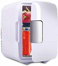 GUOHAPPY 4L Mini Car Refrigerator Portable Freezer