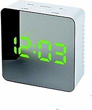 Guolongbaihuo Portable Bedside Alarm Clock To Wake