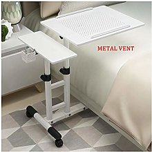 GUOQING Portable Overbed Chair Adjustable Laptop