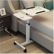 GUOQING Portable Overbed Chair Foldable Computer