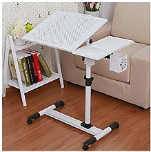 GUOQING Portable Overbed Chair Laptop Desk