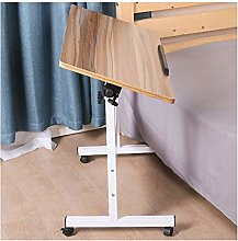GUOQING Portable Overbed Chair Laptop Table