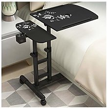 GUOQING Portable Overbed Chair Portable Laptop