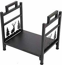 guoqunshop fireplace tool set Elk Black Stove
