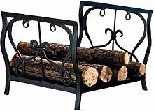 guoqunshop fireplace tool set Firewood Rack Wood