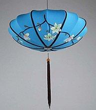 GUOXY Creative Chandelier Fabric Lampshade