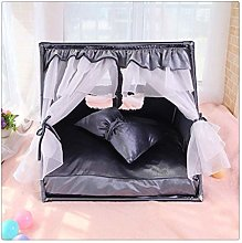 GUOXY Pet Tent House Dog Bed Kennel House