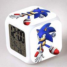 GUOYXUAN LED alarm clock watch despertador digital