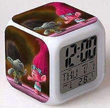 GUOYXUAN Multifunctional cartoon 7-color luminous