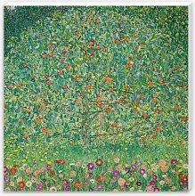 Gustav Klimt - 'Apple Tree' Wood Canvas
