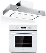 Gusteau Remy Built-In Set Oven + Built-In Hood