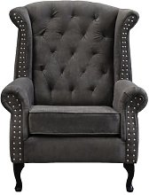 Gustin Wingback Chair Ophelia & Co. Upholstery