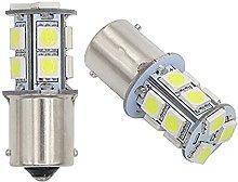 GutReise 2pcs AC12V 24V B15/BA15S LED Lamps Bulbs