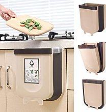 Gutsbox Hanging Trash Can for Kitchen Cabinet