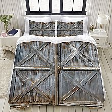 GUVICINIR Duvet Cover Set Western Country Style