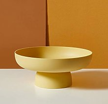 GUYUE Fruit Bowl With Stand Creative Homemade