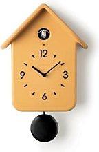 Guzzini - Cuckoo Clock With Pendulum Yellow With