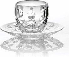 Guzzini Venice - Espresso Cup and Saucer - Liqueur