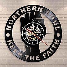 GVC Northern Soul Keep The Faith Vintage Wall